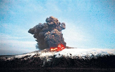 A Volcano Over Iceland Makes a Philosophical Point