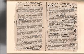 Nabokov's copy of Madam Bovary