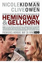 Hemingway & Gellhorn--the movie.