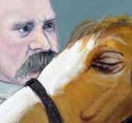 Nietzsche, Turin, & the horse.