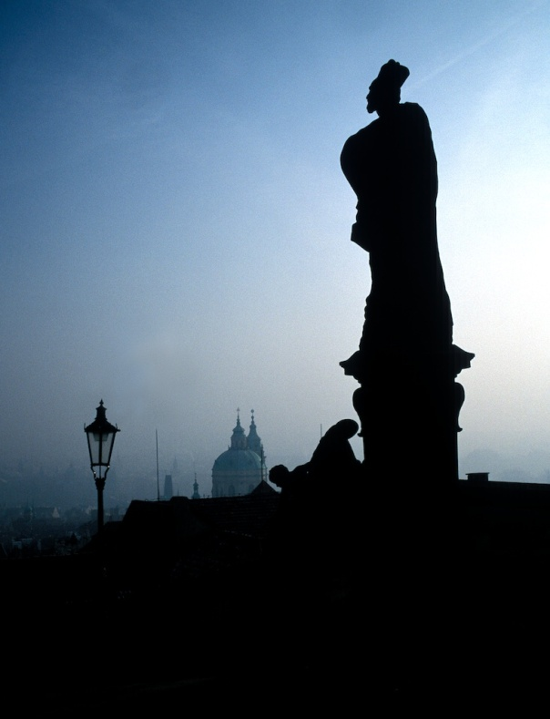 Charles Bridge Stature