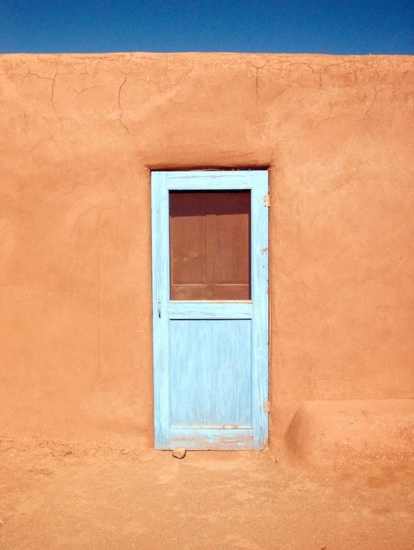 Door, Taos