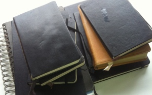 Journals, Diaries, Notebooks