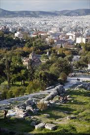 Ruins of the Agora