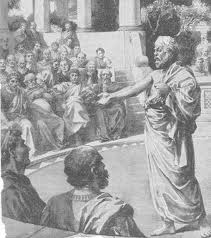 great debate with socrates Socrates (/ ˈ s ɒ k r ə t iː z / ancient greek: σωκρᾰ́της, translit sōkrátēs, [sɔːkrátɛːs] c 470 - 399 bc) was a classical greek philosopher credited as one of the founders of western philosophy, and as being the first moral philosopher, of the western ethical tradition of thought.