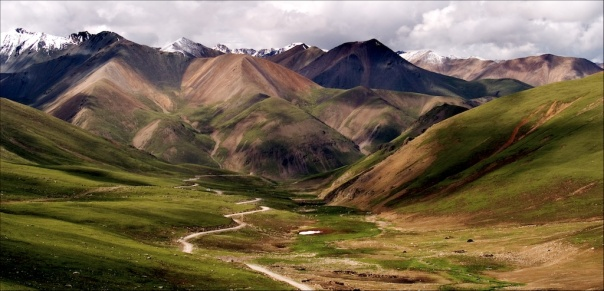 Yarlung Valley, Tibet