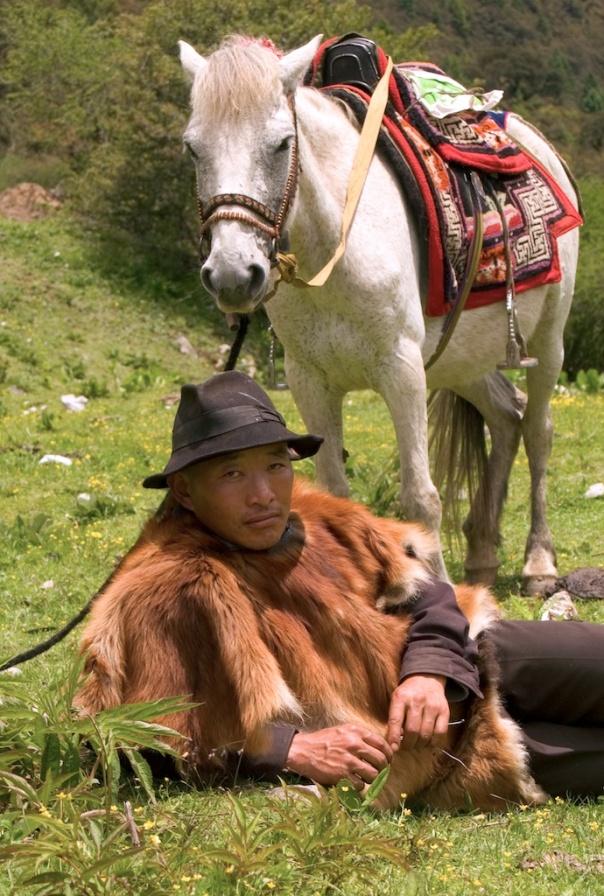 Yak Herder