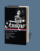 Faulkner, Library of America Edition