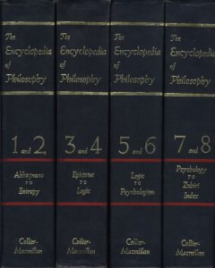 The Encyclopedia of Philosphy