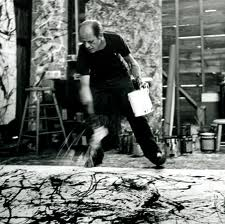 Pollock at work
